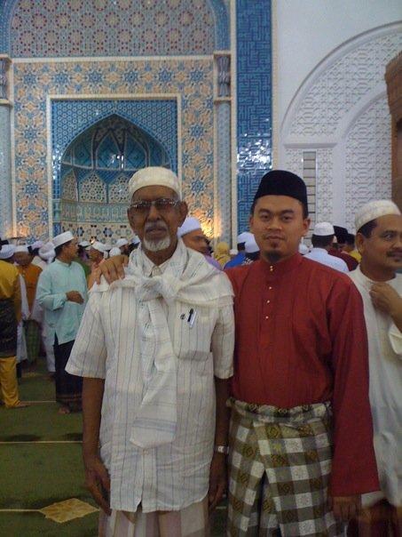 masjid bukhari 2