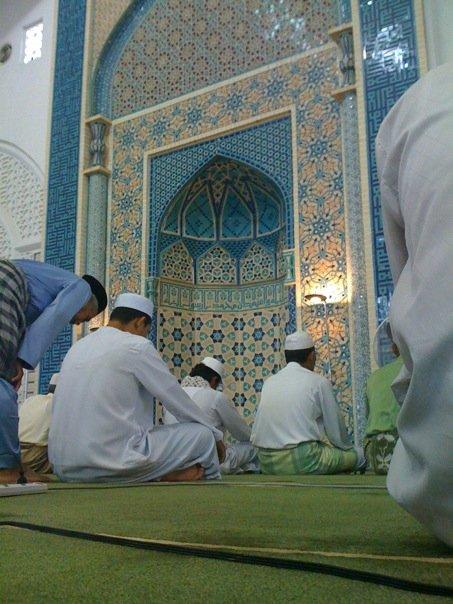 masjid bukhari 3